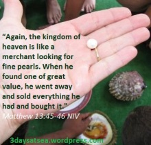 pearls, oyster, treasure, kingdom of heaven